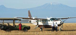Booking flights to Masai Mara