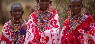 The Masai Tribe