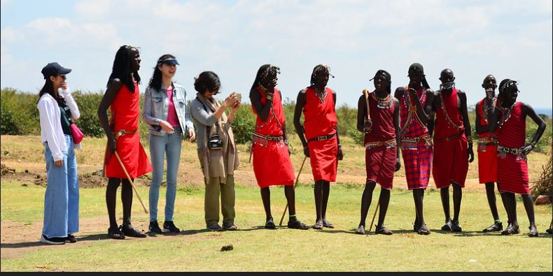The Masaai Tribe