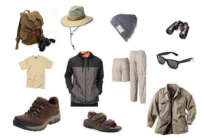 Safari clothing (what to wear)