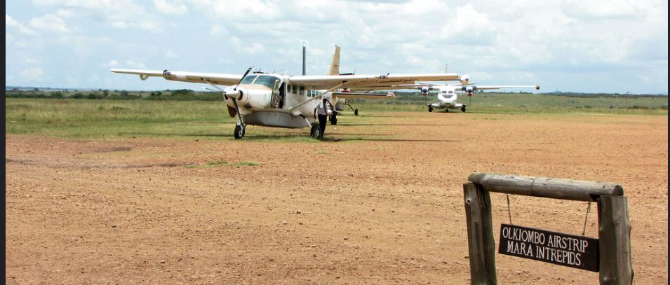 List of airstrips in maasai mara