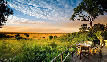 Accommodation in Mara