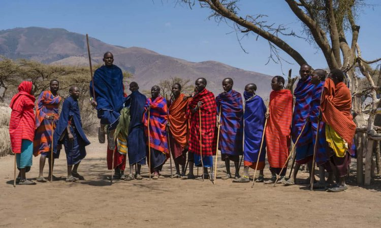 Facts About Maasai Tribe