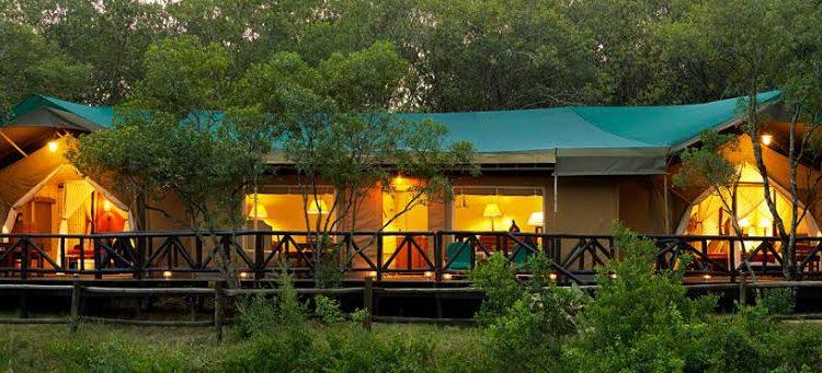 Accommodation in Masai Mara National Reserve