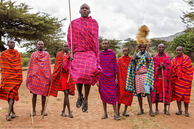 Culture in Masai Mara National Reserve