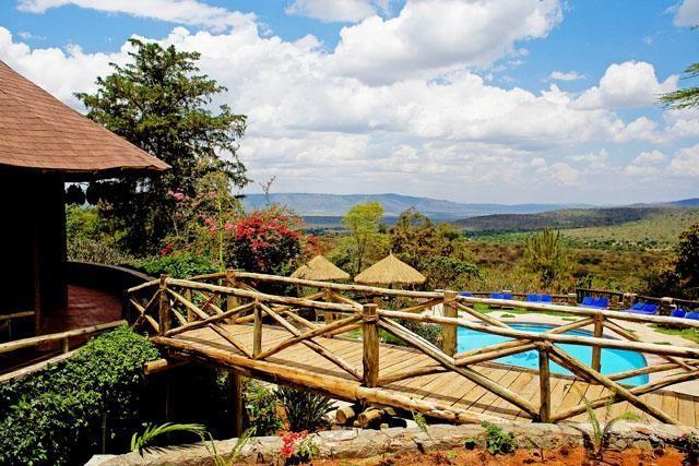 Lodges in Masai Mara
