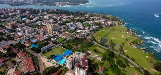 Coastal cities/towns of Kenya