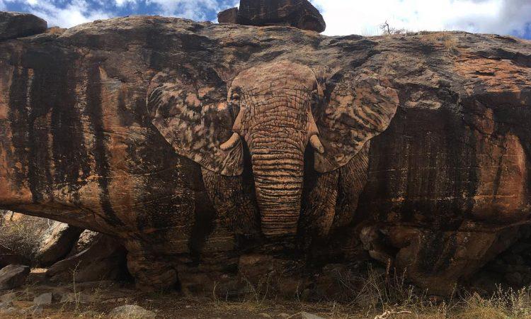 Rock Art in Kenya