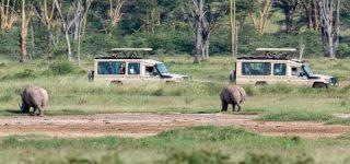 Kenya Park Conservation fees 2021