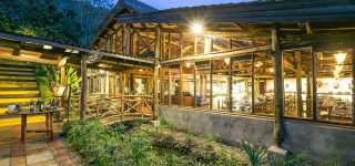 Lake Nakuru Sarova Hill Game Lodge