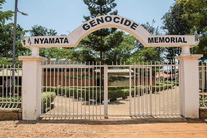 Rwanda Genocide Memorial Sites